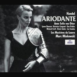 ARIODANTE W/VON OTTER, MINKOWSKI Audio CD, G.F. HANDEL, CD