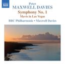 SYMPHONY NO.1 BBC PHILHARMONIC ORCHESTRA/MAXWELL DAVIES