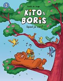 Kito en Boris: 3 speel je mee?, De Jongh, Aimée, onb.uitv.