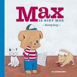 Max is niet moe hij moet nog een hoge toren bouwen, Kasing Lung, onb.uitv.
