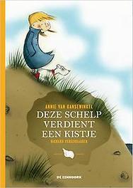 Deze schelp verdient een kistje Van Gansewinkel, Annie, Hardcover