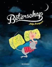 Beterschap Milja Praagman, Hardcover