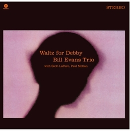 WALTZ FOR DEBBY -HQ- 180GR. EVANS, BILL -TRIO-, LP