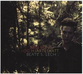 MIN SONG OG HJARTESKATT BEATE S. LECH, CD