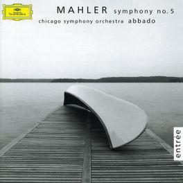 SYMPHONY NO.5 CHICAGO SYM.ORCHESTRA/CLAUDIO ABBADO Audio CD, G. MAHLER, CD