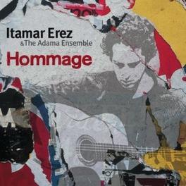 HOMMAGE ITAMAR/ADAMA ENSEMB EREZ, CD