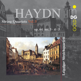 COMPLETE STRING QUARTETS LEIPZIGER STREICHQUARTETT J. HAYDN, CD