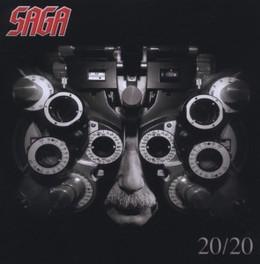 20/20 SAGA, CD