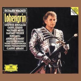 LOHENGRIN W/JERUSALEM, STUDER, MEIER, CLAUDIO ABBADO Audio CD, R. WAGNER, CD
