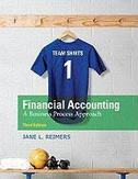 Financial Accounting:A Business Process Approach: United States       Edition
