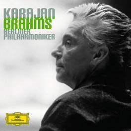 COMPLETE SYMPHONIES BERLINER PHILHARMONIKER/HERBERT VON KARAJAN Audio CD, J. BRAHMS, CD