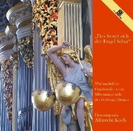 WEIHNACHTLICHE ORGELMUSIK ALBERT KOCH, CD