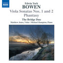VIOLA SONATAS NO.1 & 2 THE BRIDGE DUO