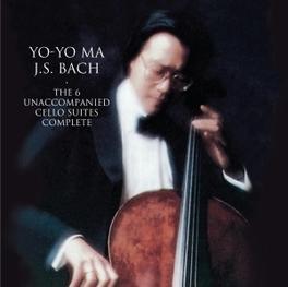 BACH:UNACCOMPANIED.. REMASTERED MA, YO-YO, CD