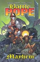 Battle Pope Volume 2: Mayhem