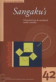 Sangaku's schoonheid van de meetkunde zonder woorden, Van Lint, Hans, Paperback