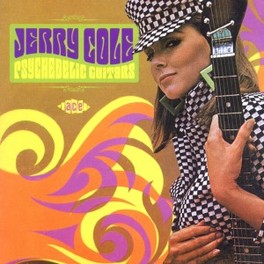 PSYCHEDELIC GUITARS JERRY COLE, CD