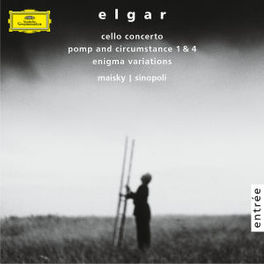 CELLO CONCERTO W/MAISKY Audio CD, E. ELGAR, CD