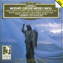 MESSE C-MOLL HENDRICKS/SCHREIER/BP/KARAJAN GOLD Audio CD, W.A. MOZART, CD