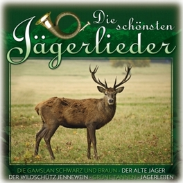 DIE SCHOENSTEN JAEGERLIED V/A, CD