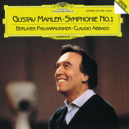 SYMPHONY NO.1 BERLIN P.O. Audio CD, G. MAHLER, CD