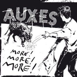 MORE!MORE!MORE! AUXES, CD
