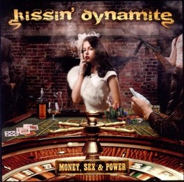 MONEY, SEX & POWER KISSIN' DYNAMITE, CD