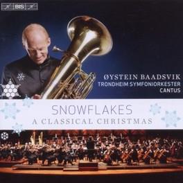 SNOWFLAKES:A CLASSICAL CH T.WIGUM CANTUS WOMEN'S CHOIR, CD