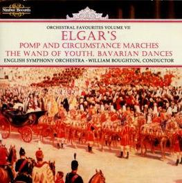 POMP & CIRCUMSTANCE MARCH ORCHESTRAL FAVOURITES VOL.7 Audio CD, E. ELGAR, CD