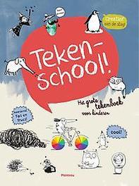 Tekenschool het grote tekenboek voor kinderen, Von Knorre, Alexander, Paperback