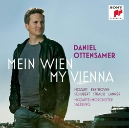 MY VIENNA Daniel Ottensamer, CD