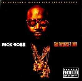 GOD FORGIVES, I DON'T RICK ROSS, CD