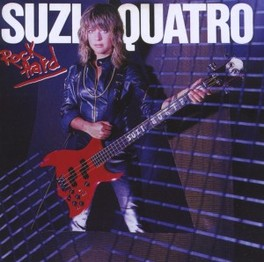 ROCK HARD SUZI QUATRO, CD