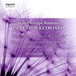PIECES FOR KEYBOARD CROSSLAND J.P. RAMEAU, CD