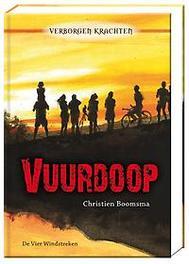 Vuurdoop Christien Boomsma, Hardcover