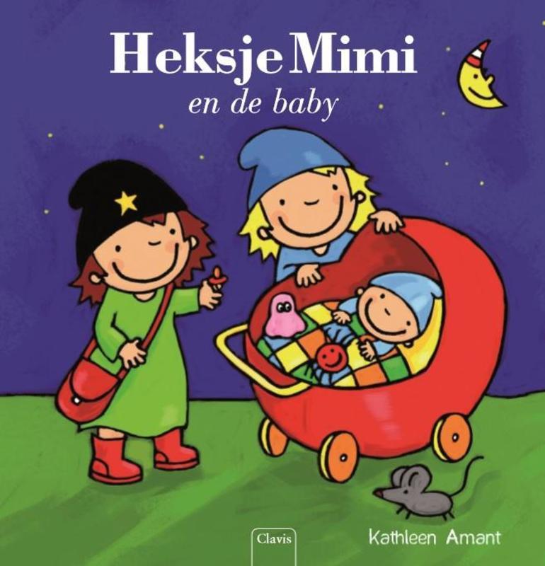 Heksje Mimi en de baby Amant, Kathleen, Hardcover