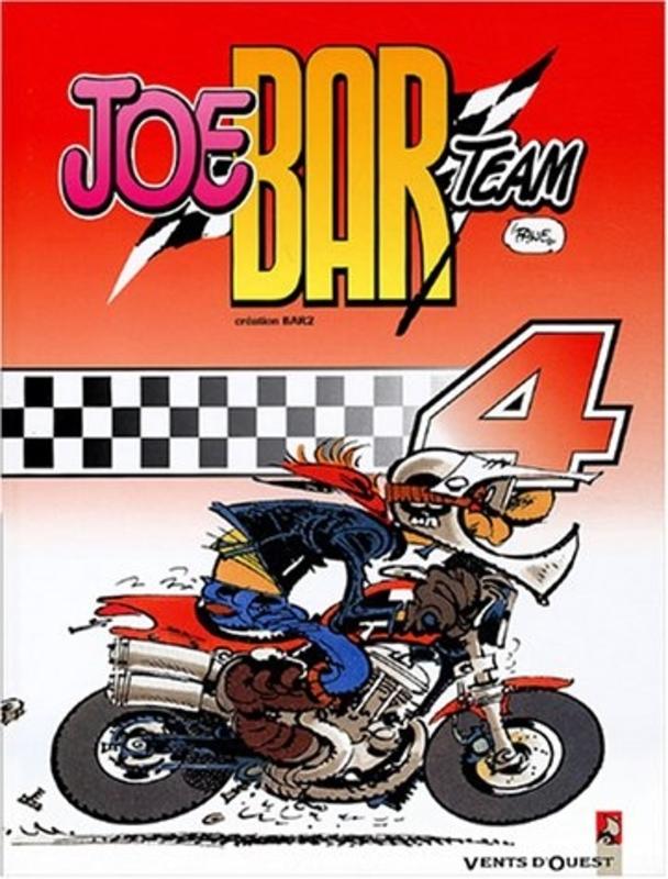JOE BAR TEAM 04. DEEL 04 JOE BAR TEAM, Fane, Paperback