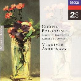 POLONAISES W/VLADIMIR ASHKENAZY-PIANO Audio CD, F. CHOPIN, CD