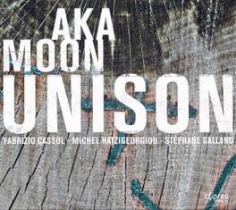 UNISON AKA MOON, CD