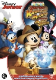 QUEST FOR THE CRYSTAL.. .. MICKEY -PAL/REGION 2/BILINGUAL MICKEY MOUSE CLUBHOUSE, DVD