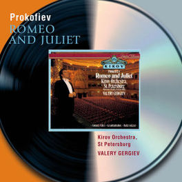ROMEO & JULIET W/KIROV ORCHESTRA, GERGIEV Audio CD, PROKOFIEV, S., Audio Visuele Media
