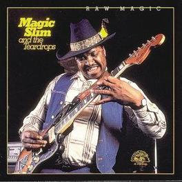 RAW MAGIC MAGIC SLIM & TEARDROPS, CD
