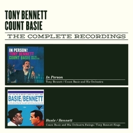 COMPLETE RECORDINGS BENNETT, TONY & COUNT BAS, CD