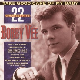 22 GREATEST HITS INCL.RUN TO HIM/RUBBER BALL/TAKE GOOD CARE OF MY BABY Audio CD, BOBBY VEE, CD