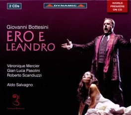ERO & LEANDRO ORCH.PHIL.PIEMONTE/SALVAGNO G. BOTTESINI, CD