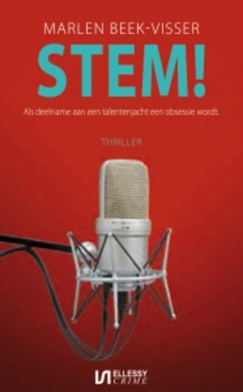 Stem! thriller, Marlen Beek-Visser, Paperback