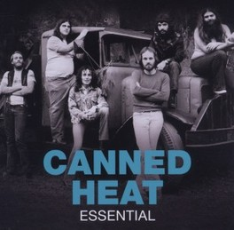 ESSENTIAL CANNED HEAT, CD