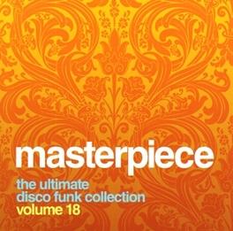 MASTERPIECE CLASSICS..18 .. VOL.18 V/A, CD