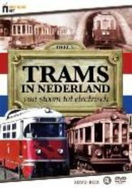 Trams in Nederland: Van stoom tot elektrisch (3 dvd)