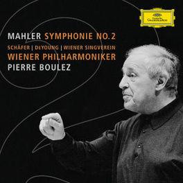 SYMPHONY NO.2 WIENER SINGVEREIN & P.O./PIERRE BOULEZ Audio CD, G. MAHLER, CD